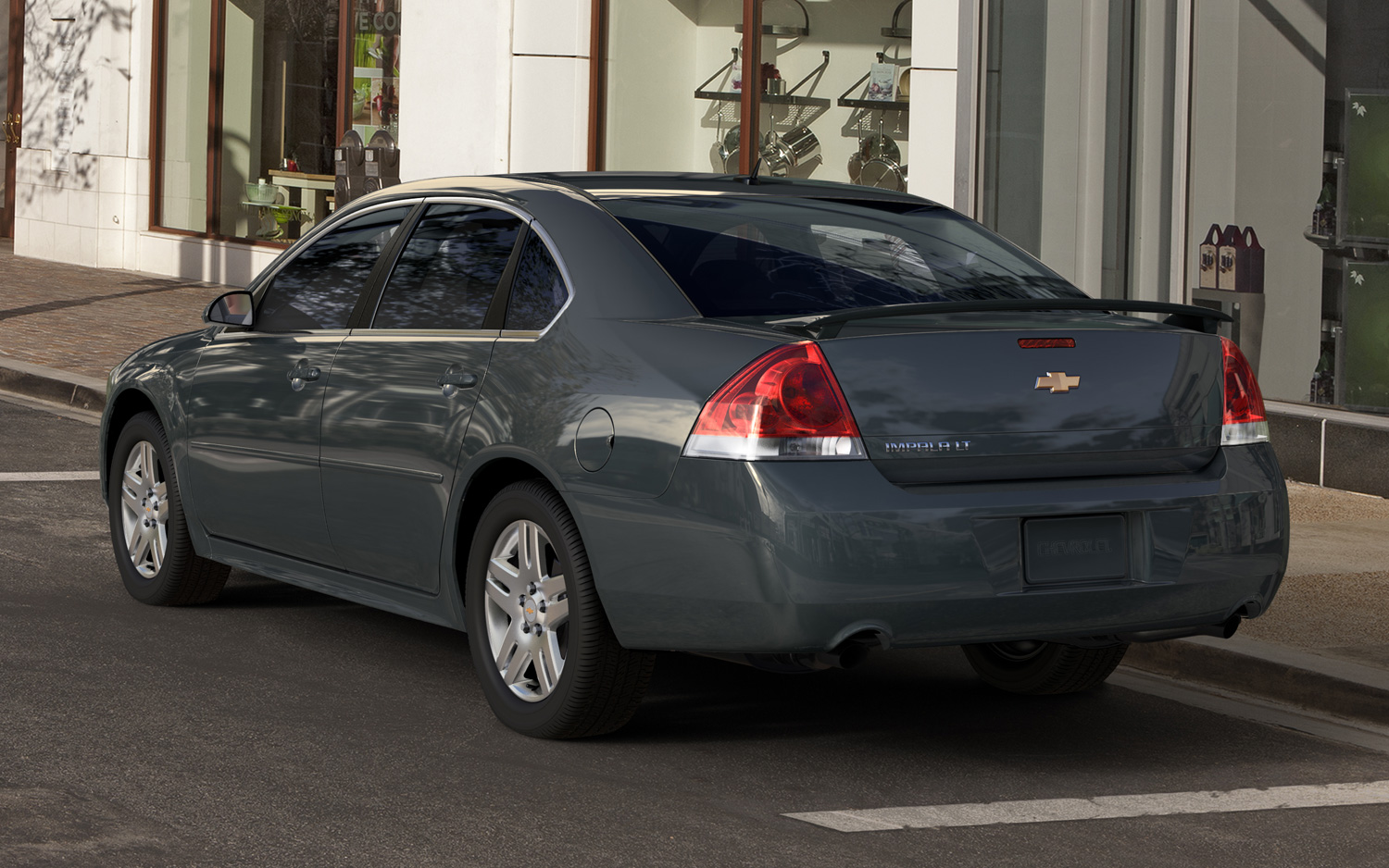 2014 chevrolet impala limited photos informations. Black Bedroom Furniture Sets. Home Design Ideas