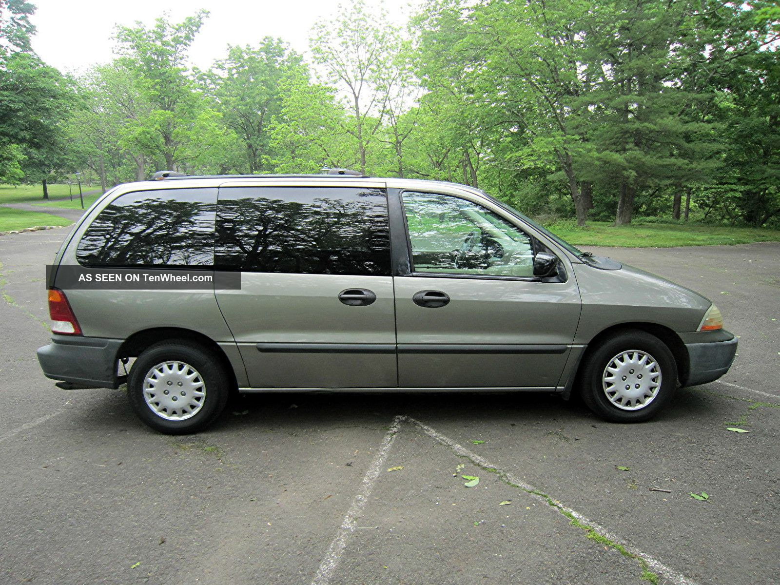 2001 Ford Windstar #13
