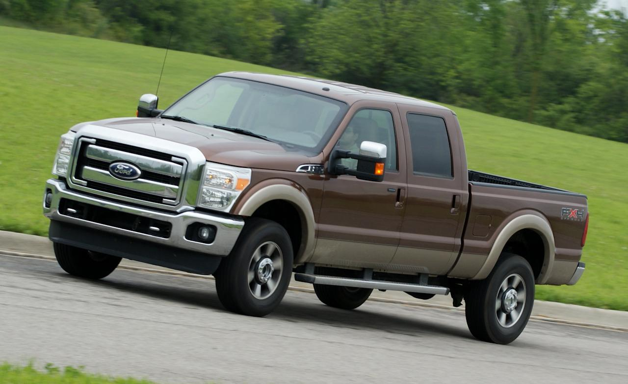 2011 Ford F-350 Super Duty #6