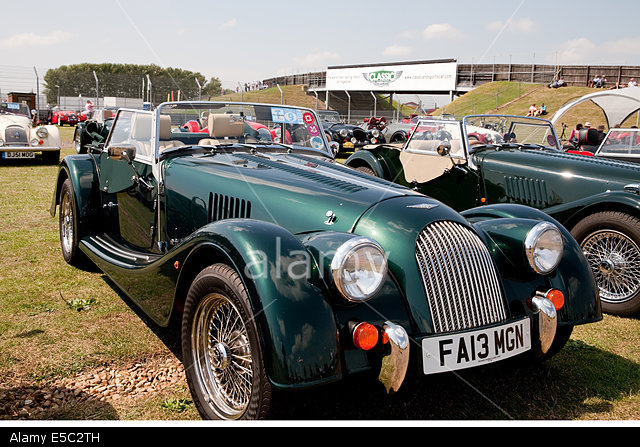 1999 Morgan Plus 4 #8