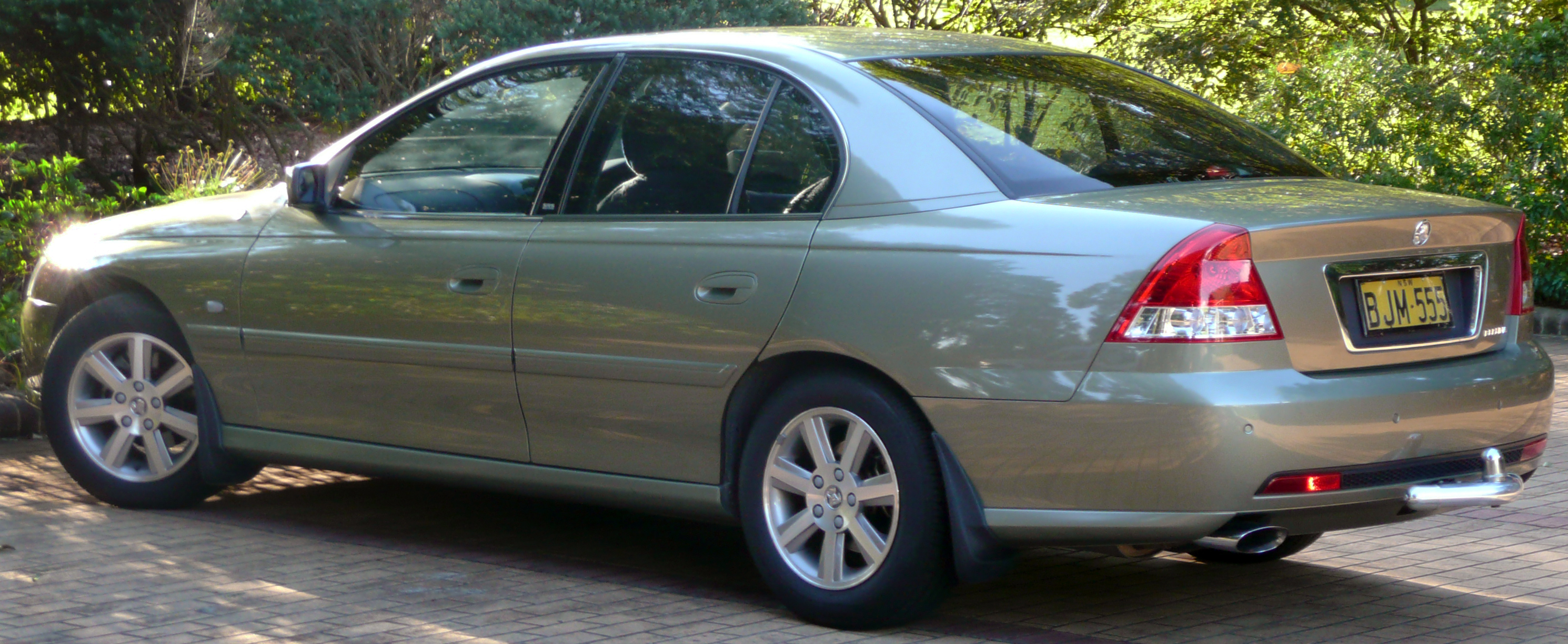 2004 Holden Berlina #2