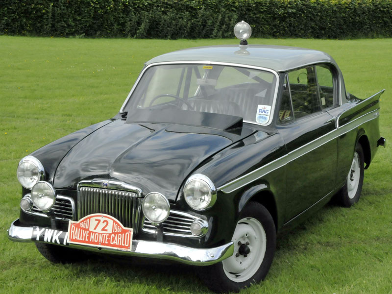 1959 Sunbeam Rapier #8