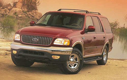 2000 Ford Expedition #4