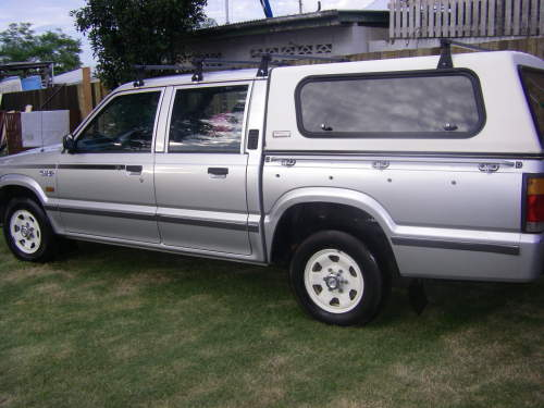 1998 Ford Courier #10