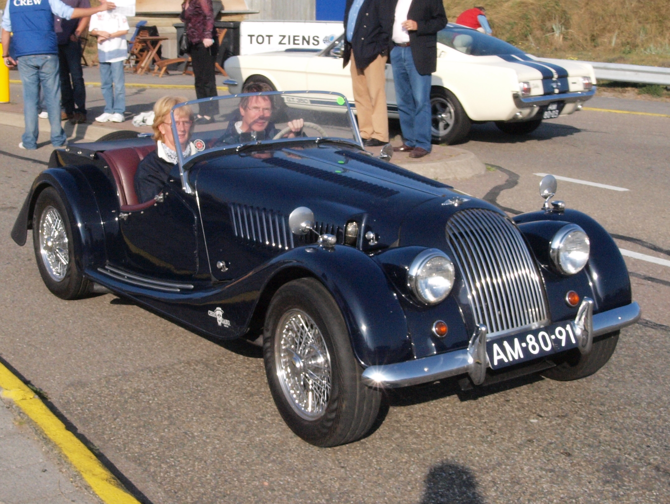 Morgan Plus 4 #9