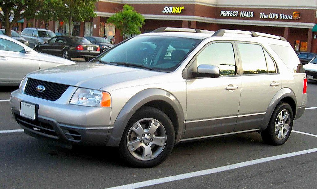 2007 Ford Freestyle #5