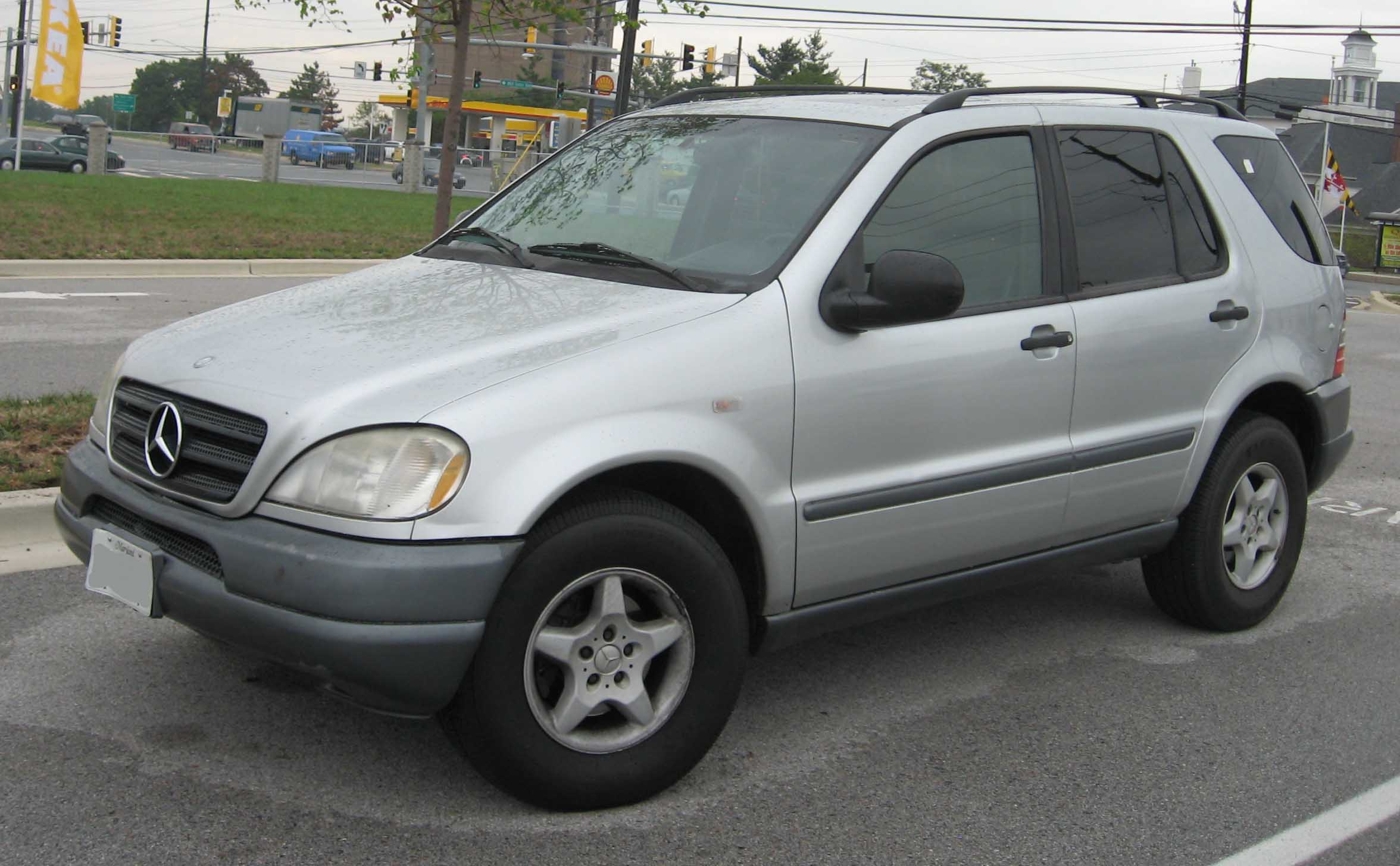 1997 Mercedes Benz ML #3