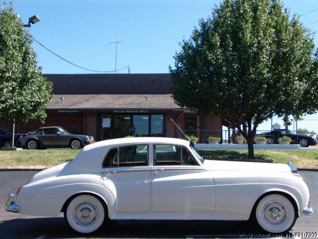 1960 Rolls royce Silver Cloud #6