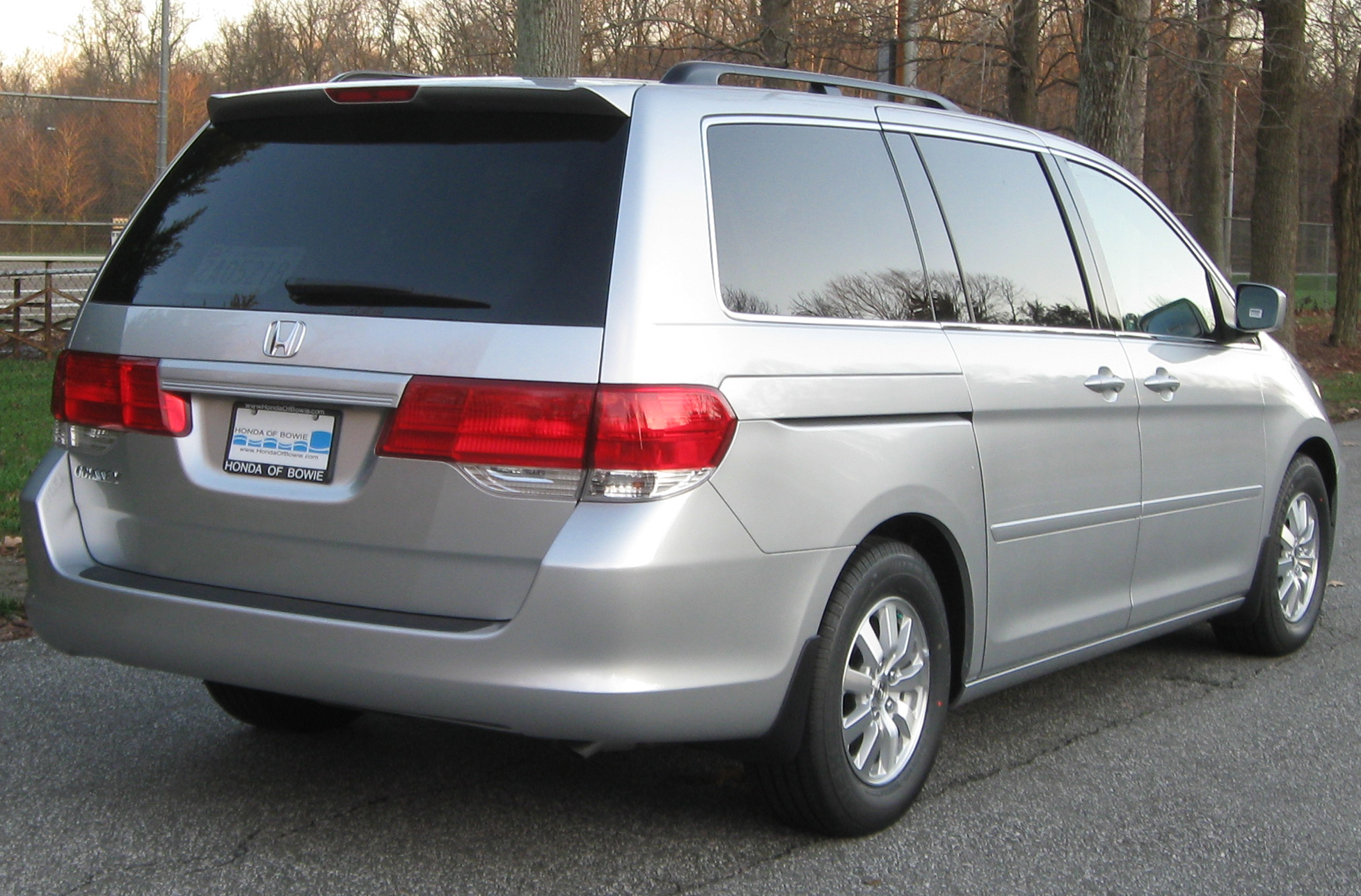 2009 honda odyssey photos informations articles. Black Bedroom Furniture Sets. Home Design Ideas