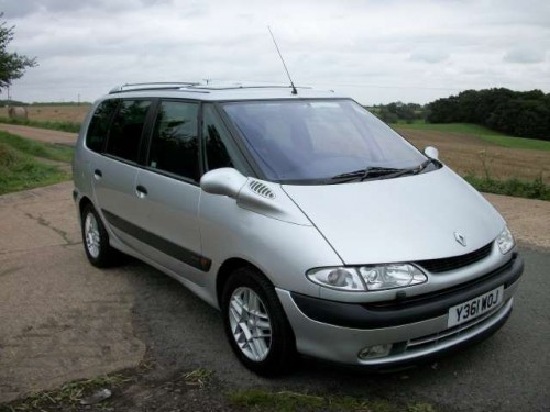 2001 renault grand espace photos informations articles. Black Bedroom Furniture Sets. Home Design Ideas