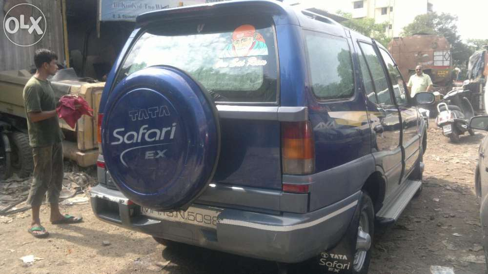 2002 Tata Safari #13