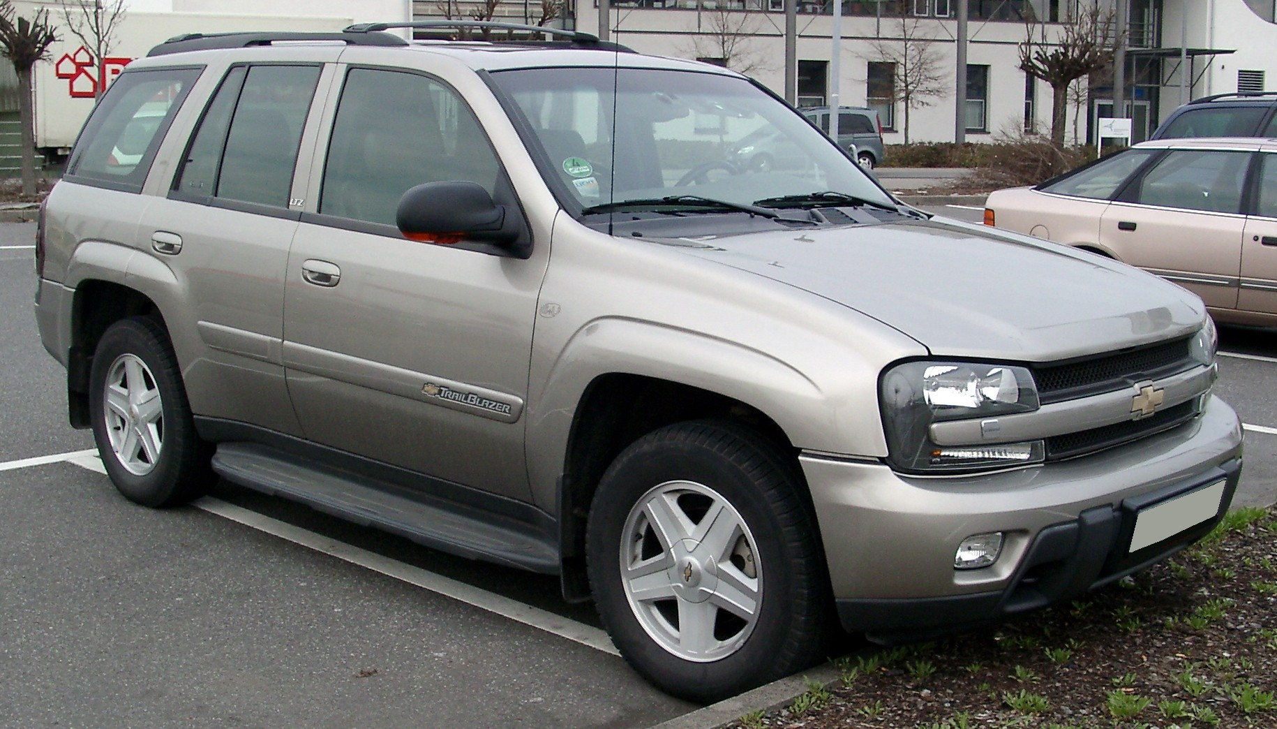 2008 Chevrolet Trailblazer #12
