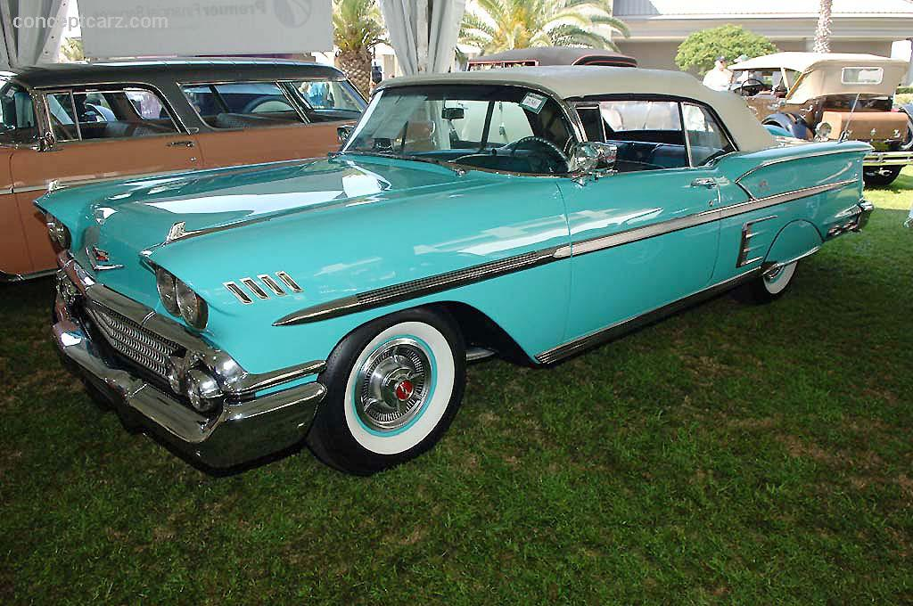 1958 Chevrolet Bel Air #6