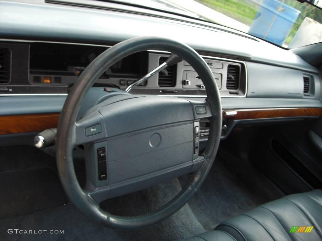 1993 Mercury Grand Marquis #6