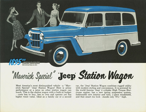 Jeep Station Wagon #11