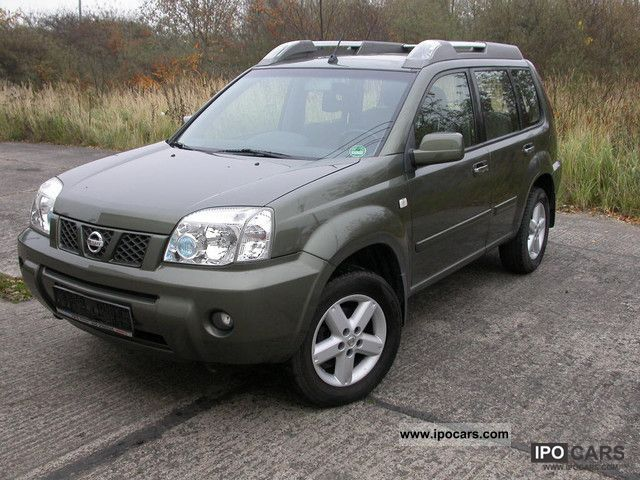 2004 nissan x trail photos informations articles. Black Bedroom Furniture Sets. Home Design Ideas