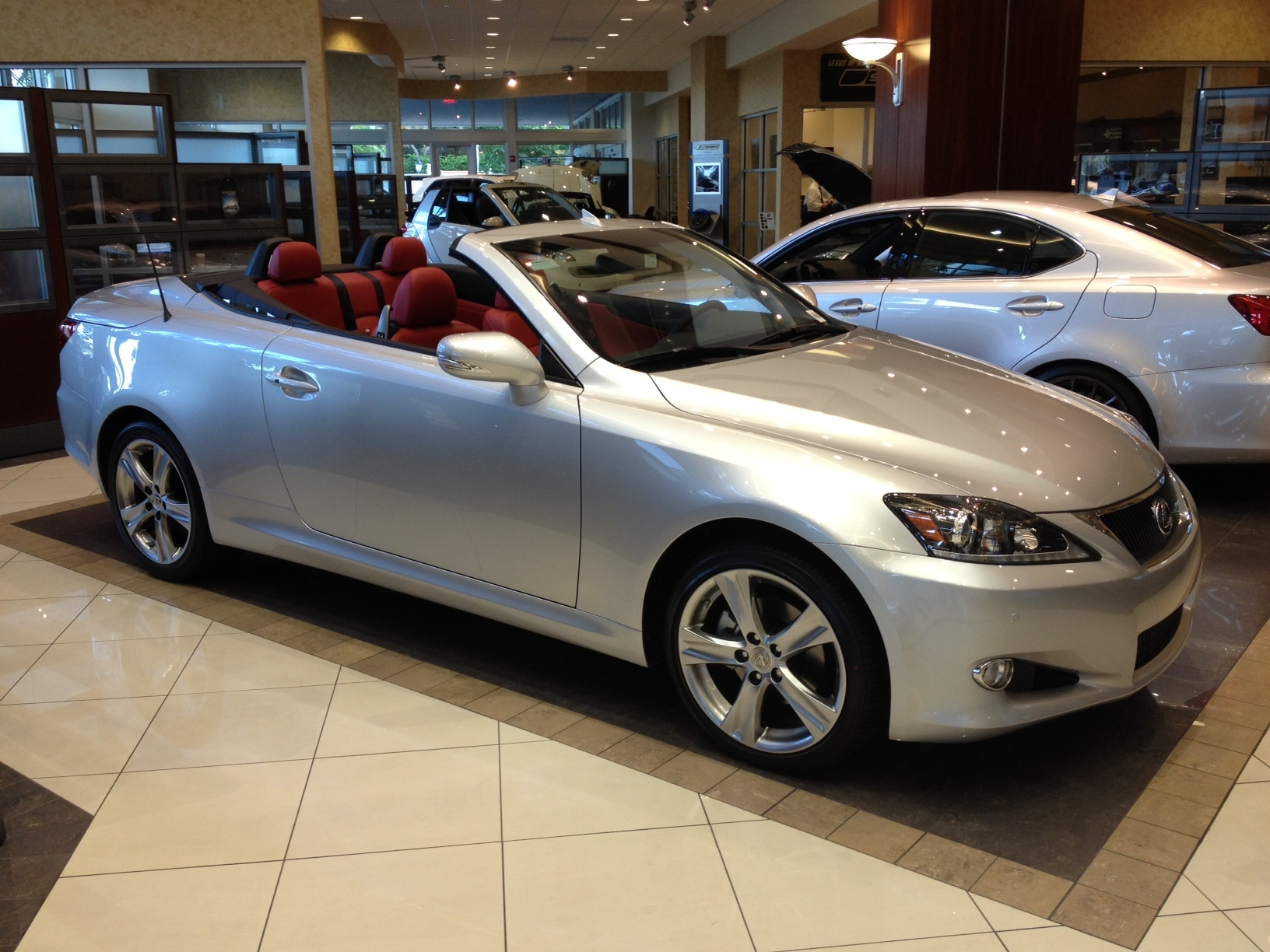 2013 Lexus Is 250 C #9