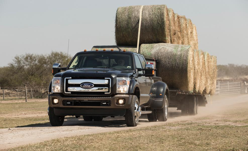 2015 Ford F-350 Super Duty #5