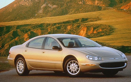 2001 Chrysler Concorde #5