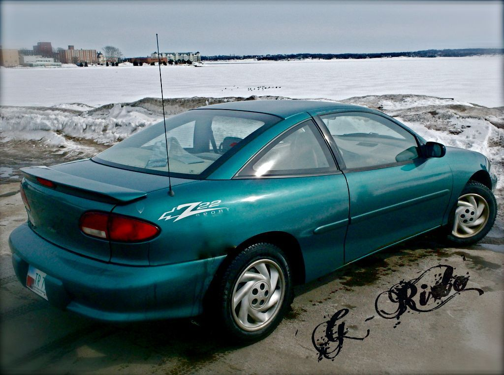 1999 Chevrolet Cavalier Photos, Informations, Articles ...