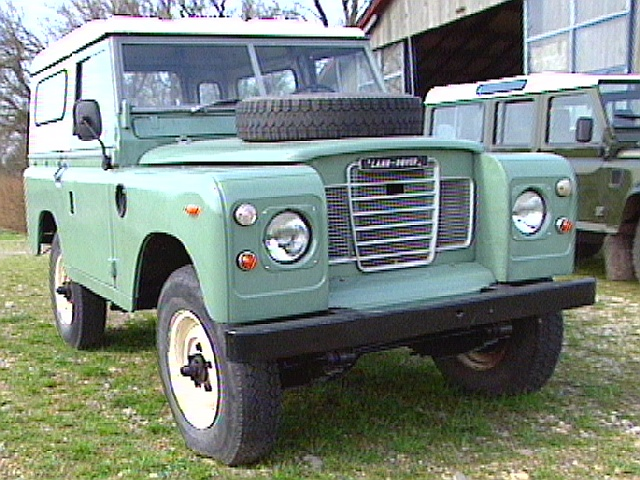 Land Rover Serie III #7