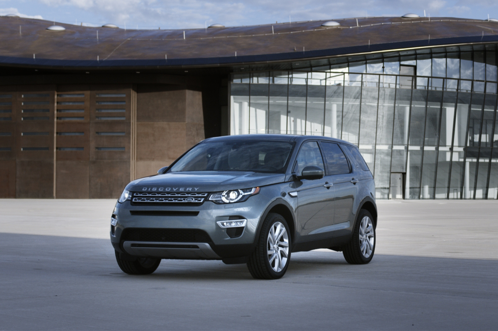 2015 Land Rover Discovery Sport #15