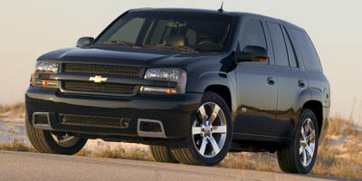 2007 Chevrolet Trailblazer #3