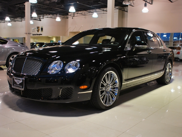 2013 Bentley Continental Flying Spur Speed #1