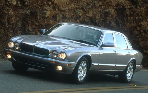 2001 Jaguar Xj-series #5