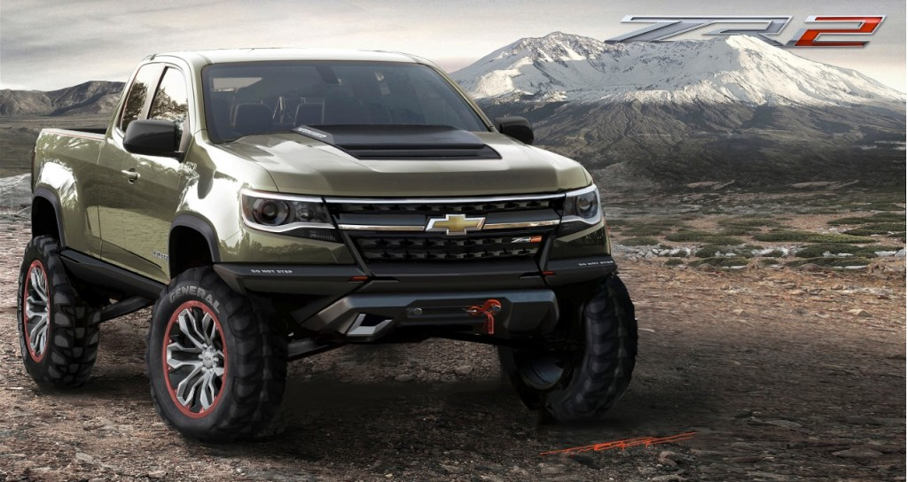 Chevrolet Colorado #16