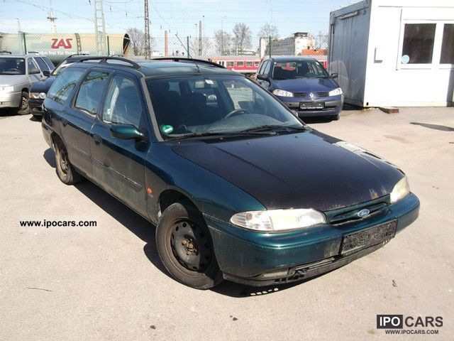 1995 Ford Mondeo #2