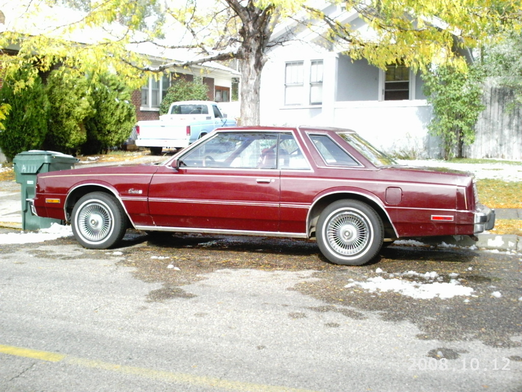 1980 Chrysler Cordoba #8