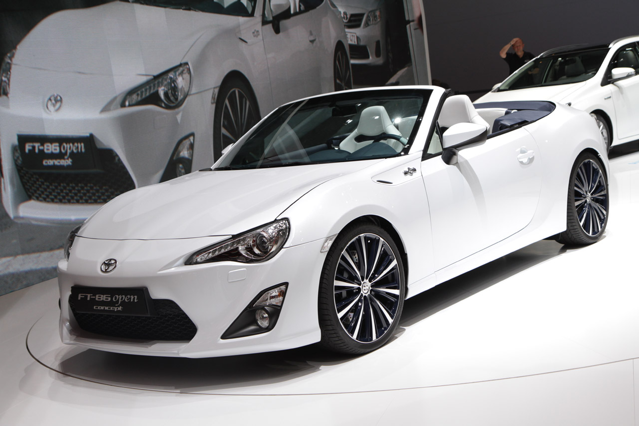 Scion Fr-s Convertible #12