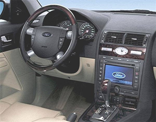 2004 Ford Mondeo #9