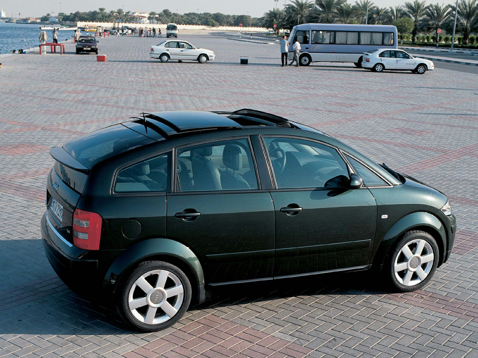 audi a2 photos informations articles. Black Bedroom Furniture Sets. Home Design Ideas