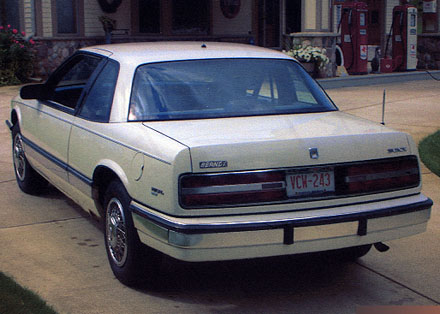 1990 Buick Regal #12