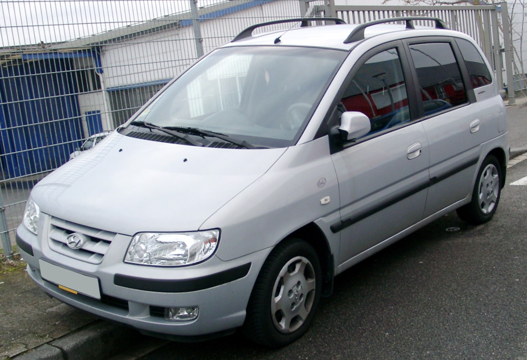Hyundai Matrix #4