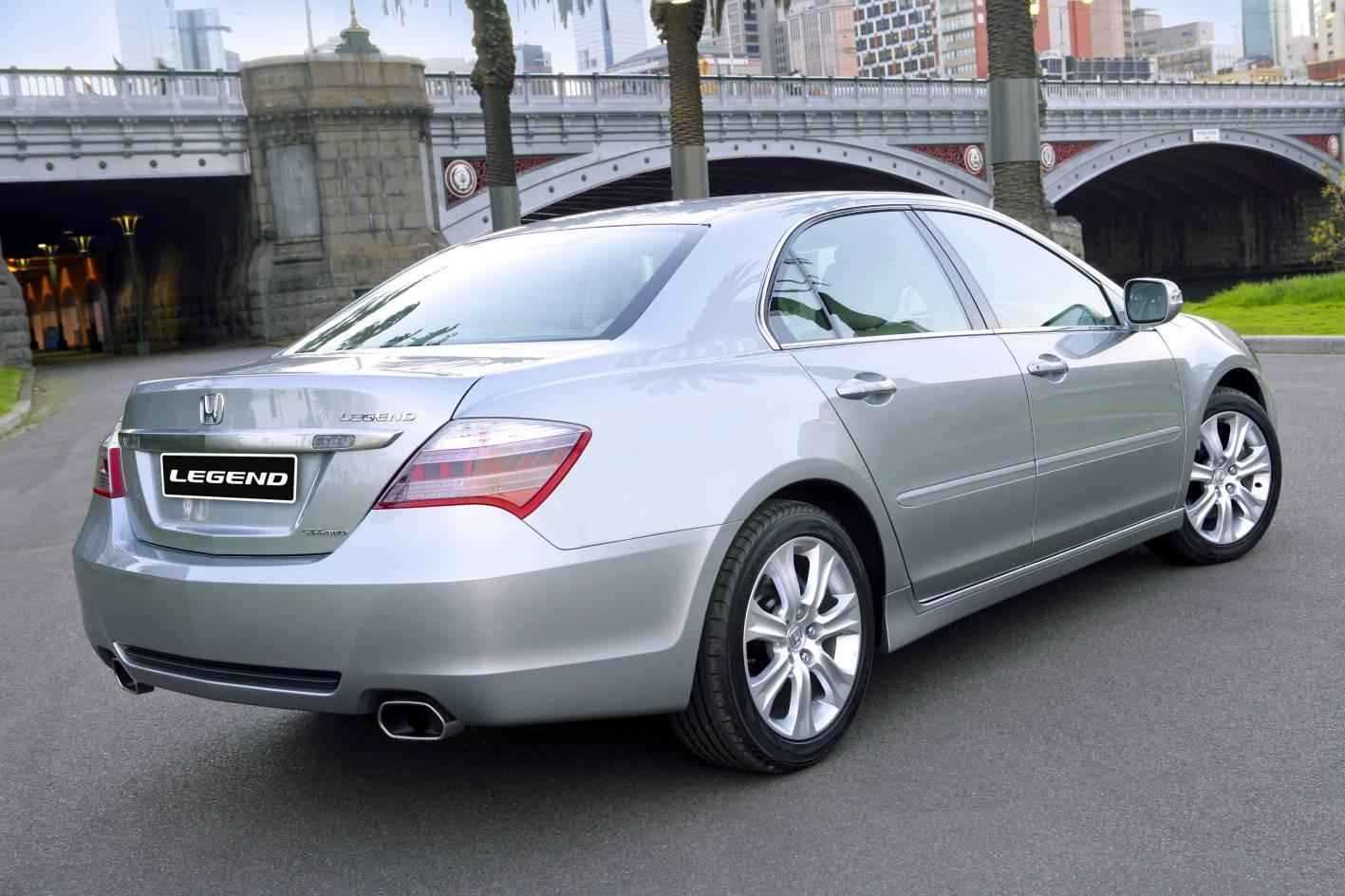 2011 Honda Legend #11