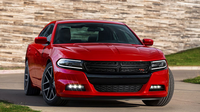 2015 Dodge Charger #11