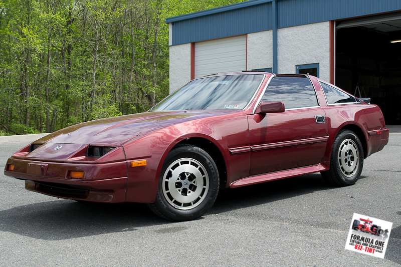 1986 nissan 300zx specs. Black Bedroom Furniture Sets. Home Design Ideas