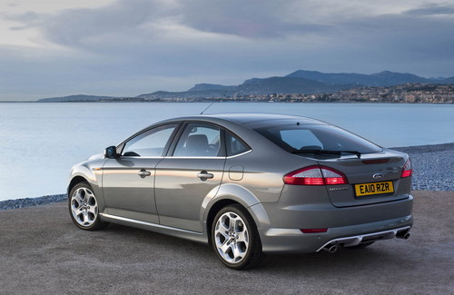 2010 Ford Mondeo #8