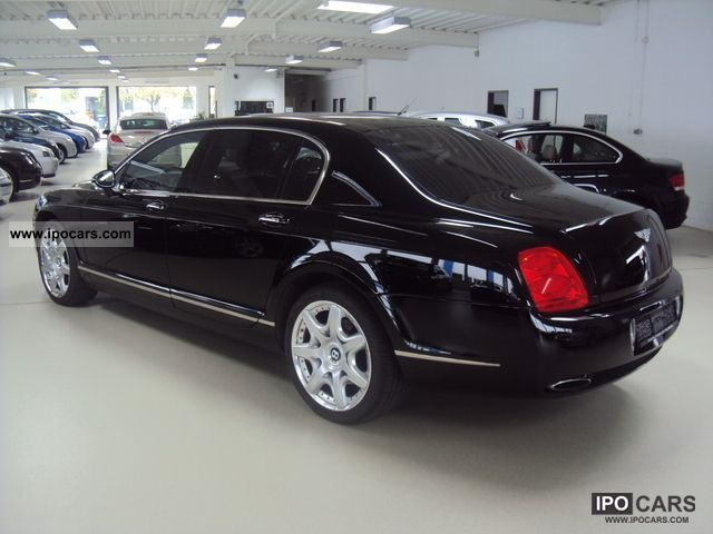 2008 Bentley Continental Flying Spur #10