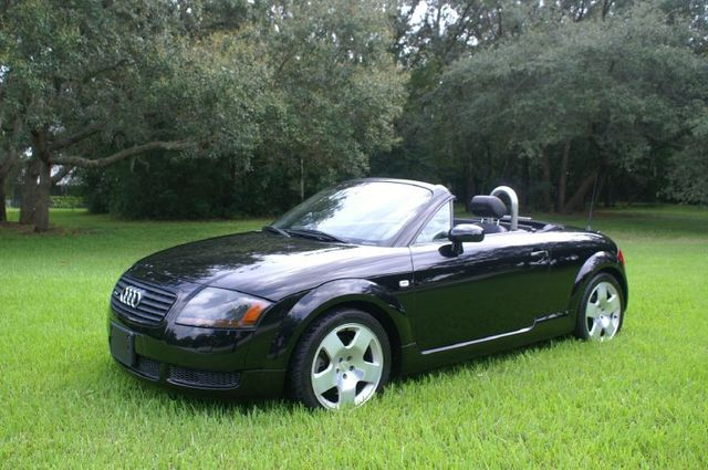 2001 Audi Tt Photos, Informations, Articles - BestCarMag.com