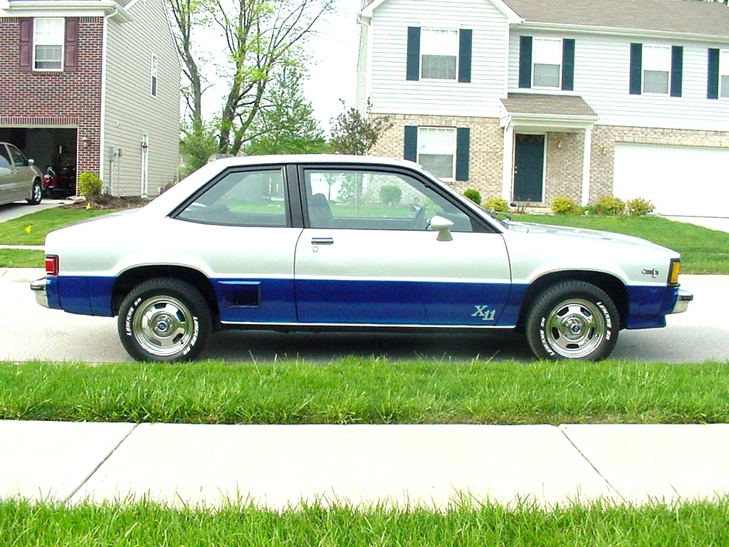 1980 Chevrolet Citation #8