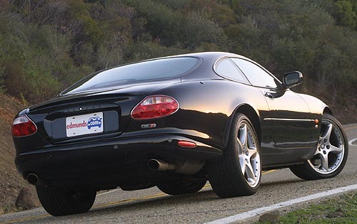 2003 Jaguar Xk-series #2