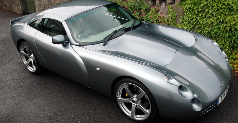 TVR Tuscan #7