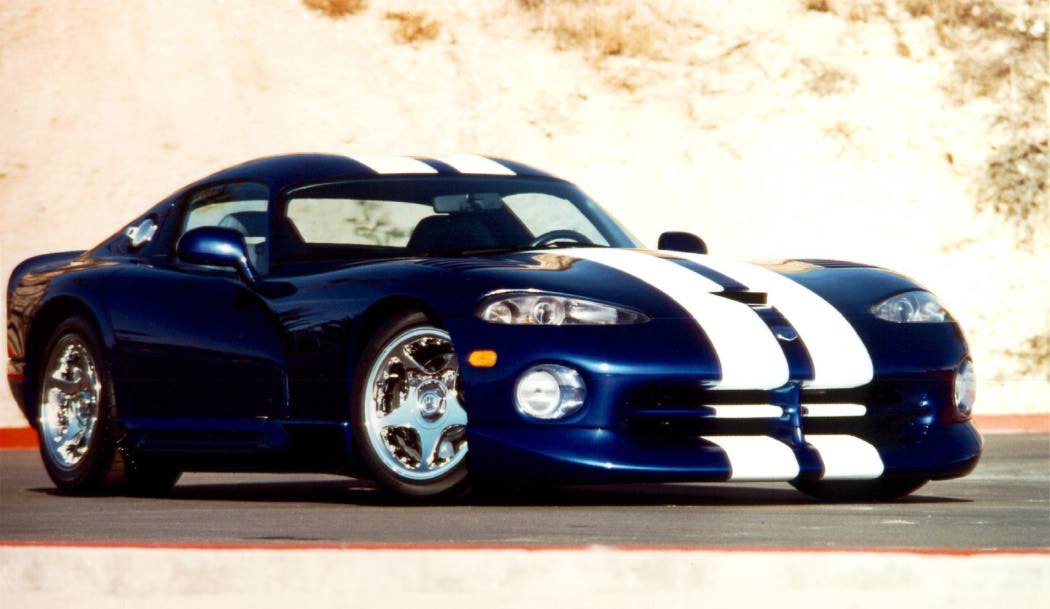 1997 Chrysler Viper #14