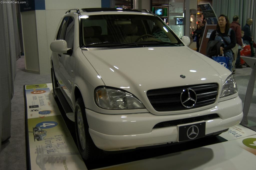 2003 Mercedes-Benz ML #12