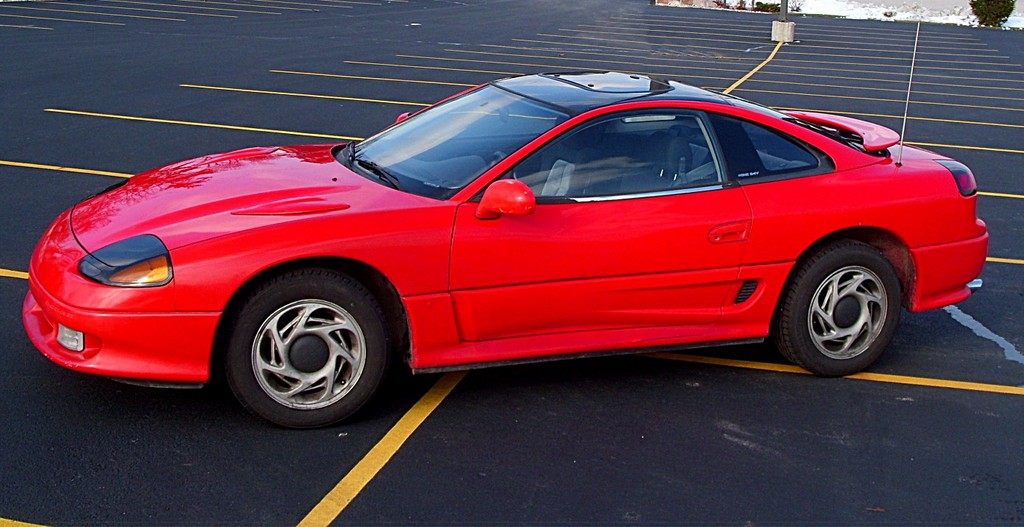 1991 Dodge Stealth #2
