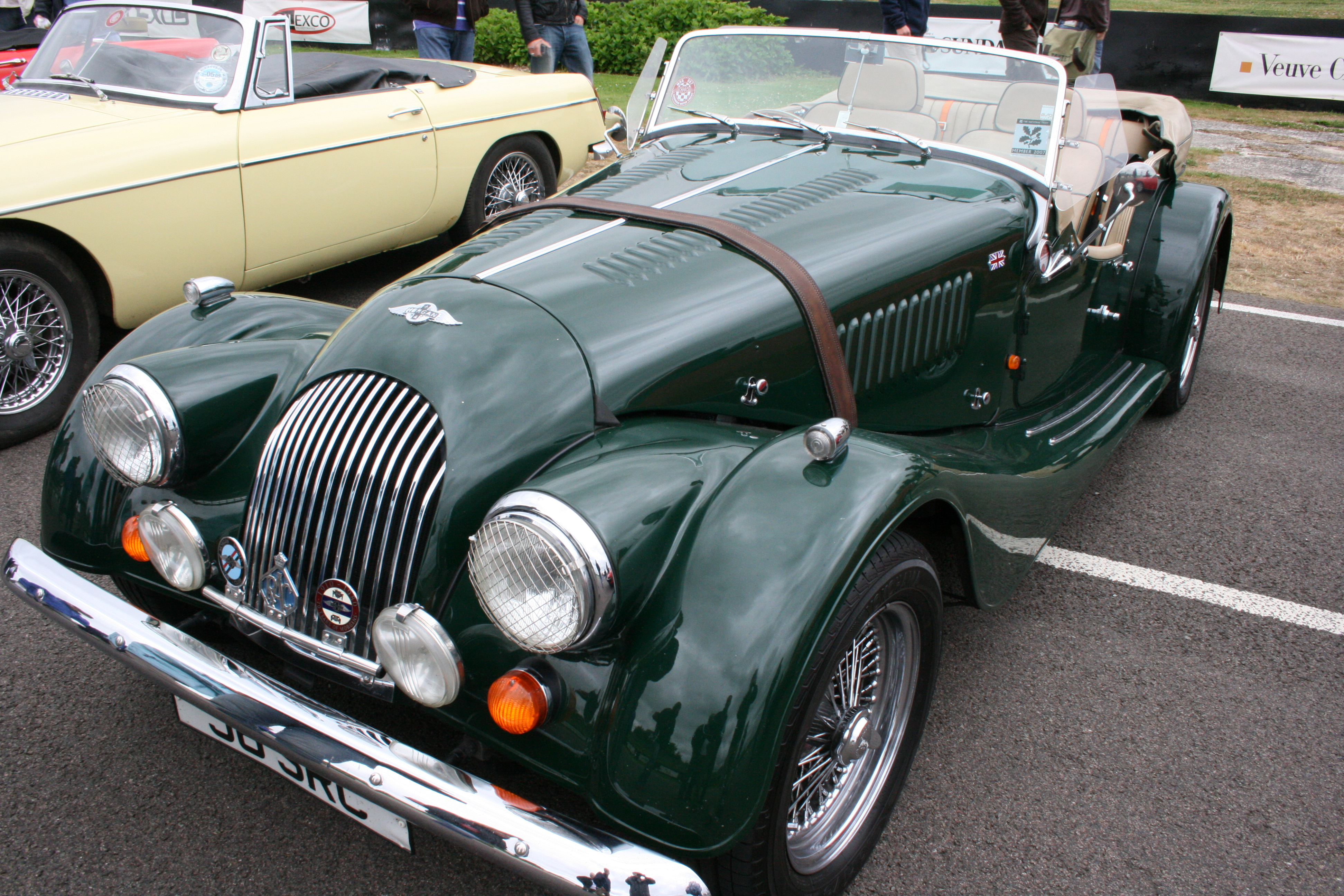 Morgan Roadster #14